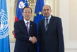 Secretary-General Meets Prime Minister of Slovenia 1.834821