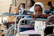 UN Volunteers Deliver Donations to Disabled Population in Darfur 4.716772