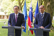 Secretary-General Visits Slovenia 1.827054