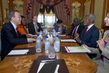 Secretary-General Meets Joint Special Envoy for Syria in London 8.777938