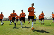Palestinian Children Train for Norway Cup 2012 7.443143