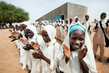 UNAMID Opens Clinic and Schools in North Darfur 7.8158264