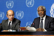 Joint Special Envoy on Syria Briefs Media 1.5477377