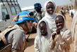Indonesian Peacekeepers Provide Security in North Darfur 1.0