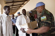 UNAMID Delivers Medical Supplies to Kutum Hospital 4.4946575