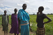 Residents of South Sudan Cope With Aftermath of Heavy Rains 7.480566