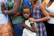 Haitians Receive Government Food Aid in Aftermath Tropical Storm Isaac 10.348915