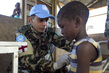 Peacekeepers Provide Medical Assistance After Tropical Storm Isaac in Haiti 12.7245455