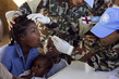 Peacekeepers Provide Medical Assistance After Tropical Storm Isaac in Haiti 4.035681