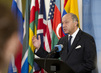French Foreign Minister Briefs Media on Syria 5.8940196