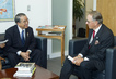 Deputy Secretary-General Meets Governor of Nagasaki Prefecture 1.0