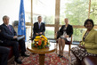 Secretary-General Meets President of Human Rights Council 2.7423928