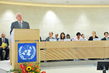 President of Slovakia Addresses Human Rights Council 2.7632818