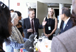 Secretary-General Hosts Luncheon for Peace Messengers 9.386022