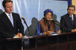 Co-Chairs of High-Level Panel on Post-2015 Development Agenda Brief Media 1.1023703