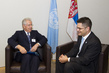 General Assembly President Meets Prime Minister of Italy 1.3599318