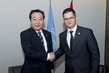 General Assembly President Meets Prime Minister of Japan 1.4082077