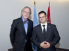 General Assembly President Meets Secretary General of Inter-Parliamentary Union 1.37183
