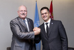 General Assembly President Meets Slovak President 1.3531833