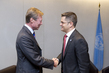 General Assembly President Meets Grand Duke of Luxembourg 1.3967631