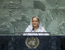 Prime Minister of Bangladesh Addresses General Assembly 1.0774502