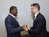 General Assembly President Meets President of Togo 1.3969219