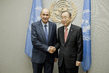 Secretary-General Meets Prime Minister of Slovenia 1.5648624