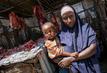 Market Vendor in Kismayo, Southern Somalia 14.524229