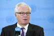 Permanent Representative of Russia Briefs Media on Syria 0.34900582