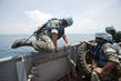 UN Peacekeepers Guard against Piracy on DRC Lake 4.40022