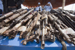 Weapons Seized from Rebels in DR Congo 4.4652176