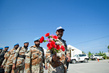 Pakistani Police Return Home after Service to UNMIT 1.270881