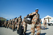 Pakistani Police Return Home after Service to UNMIT 4.72531