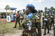 UNMIL Awards Medals to Ghanaian Blue Helmets 4.632879