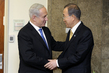 Secretary-General Meets Prime Minister of Israel 1.3009057