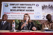 Finnish Secretary Speaks at Post-2015 Development Meeting in Liberia 1.2490132