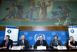 Press Conference on 12th Meeting of States Parties to Mine Ban Convention 0.80745137