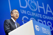 High-Level Segment Opens at UN Climate Change Conference in Doha 1.6567725