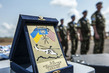 Ukrainian Blue Helmets in Liberia Awarded Medals 4.634015