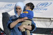 Jordan Camp Host to Thousands of Syrian Cross-Border Refugees 7.827812