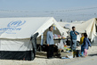 Jordan Camp Host to Thousands of Syrian Cross-Border Refugees 7.8156433