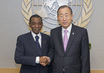 Secretary-General Meets Foreign Minister of Côte d'Ivoire 1.2053452