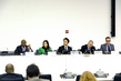 "Briefing Held on ""Growth and Employment Consultations in Post-2015 Development Agenda"" 0.9876715"