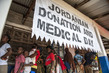 UNMIL's Jordanian Medical Team Offers Services in Monrovia 4.7240973