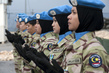 UNIFIL Malaysian Women Peacekeepers 4.58368