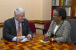 Head of UN Peacekeeping Visits Haiti 1.0