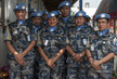 Nepalese Police Officers Receive UN Medal at UNMIL 4.7465396