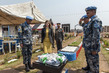 Fallen Peacekeepers Honored at UNMIL Medal Ceremony 4.7240973