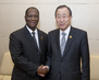 Secretary-General Meets President of Côte d'Ivoire 2.9486823