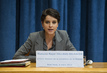 Press Conference on CSW by French Minister of Women's Rights 7.2622404